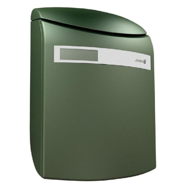 BUSTIA JOMA ARCO PLASTIC ABS NEGRE 23,7x8,7x32cm (UNITAT)